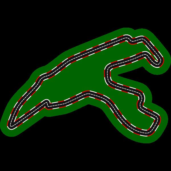 Race Circuit Map
