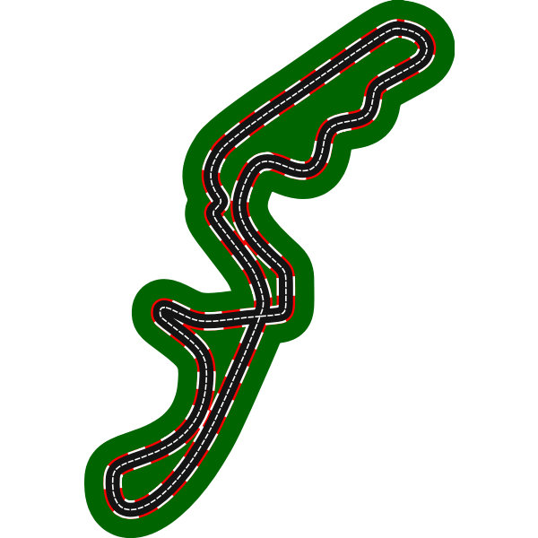 Race Circuit Suzuka Japan