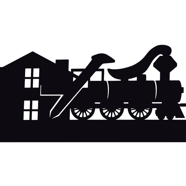 Railroad Logo No Text