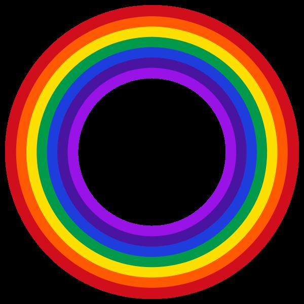 Rainbow Circle Mark II 2