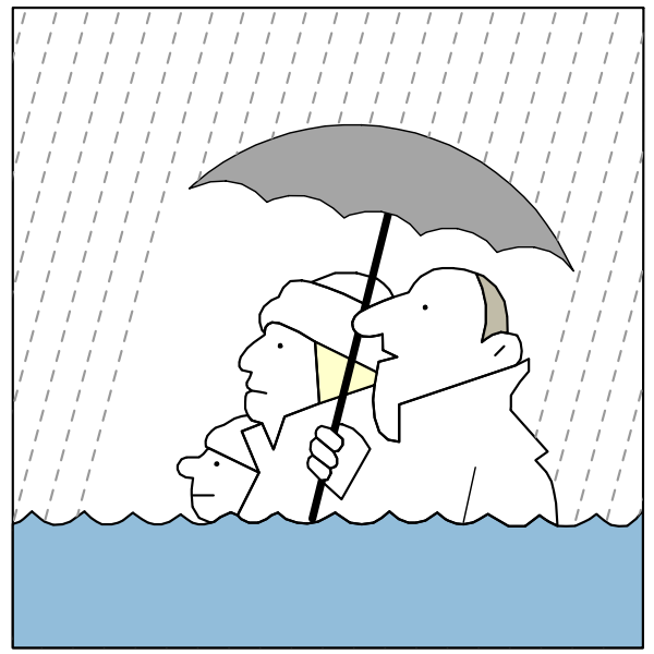 Raining Animation