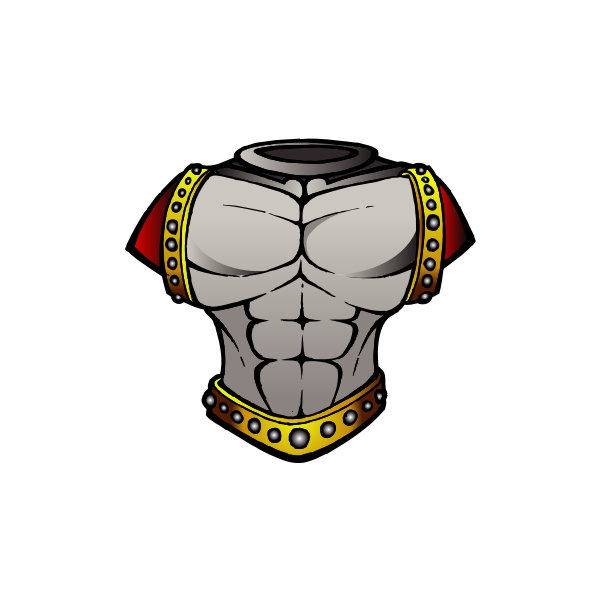 Armor silhouette