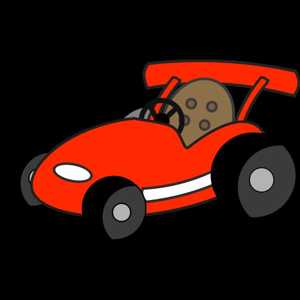 Red Kart