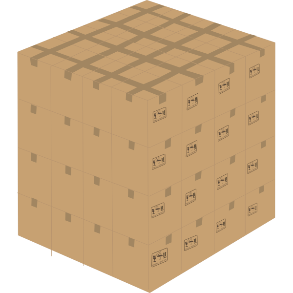 Sealed boxes