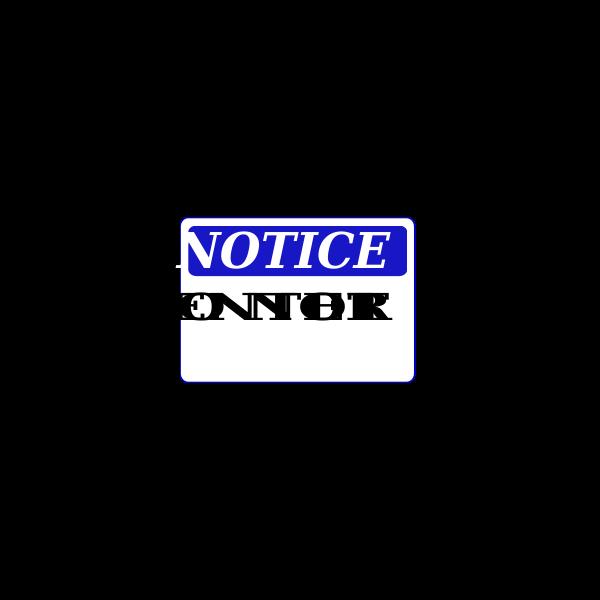 Rfc1394 Notice Do Not Enter
