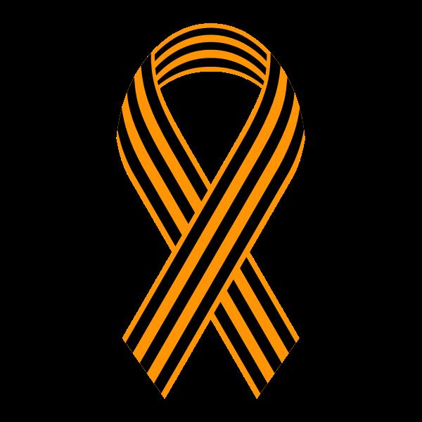 St George ribbon