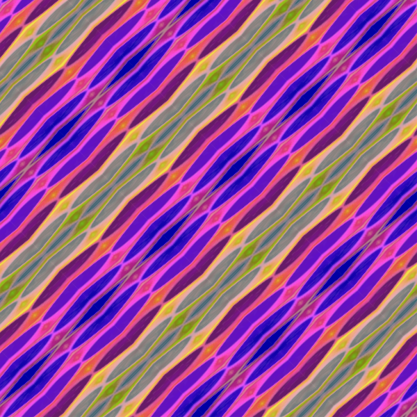 Ribbon pattern in many coloros