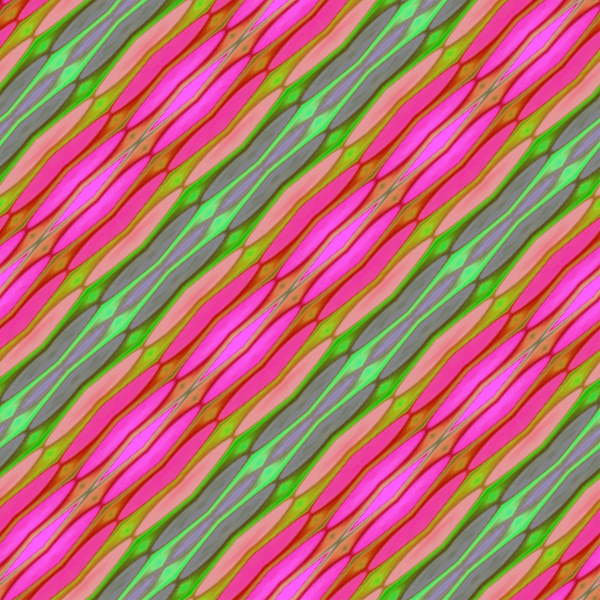 Ribbon pattern in bright colors