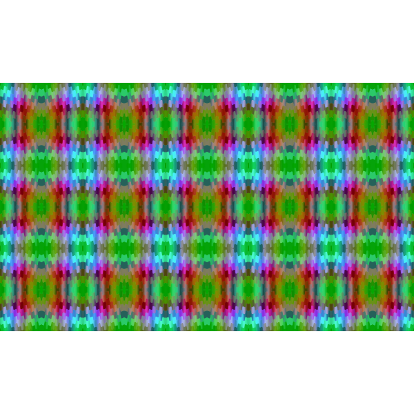 Ribbon Pattern multiple colours green and red