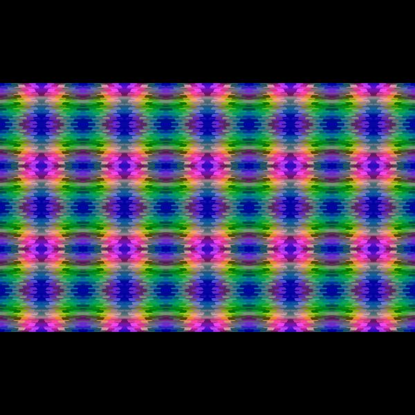 Ribbon pattern in symmetry