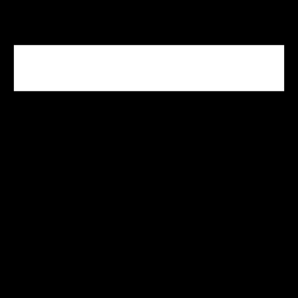 USB input vector illustration