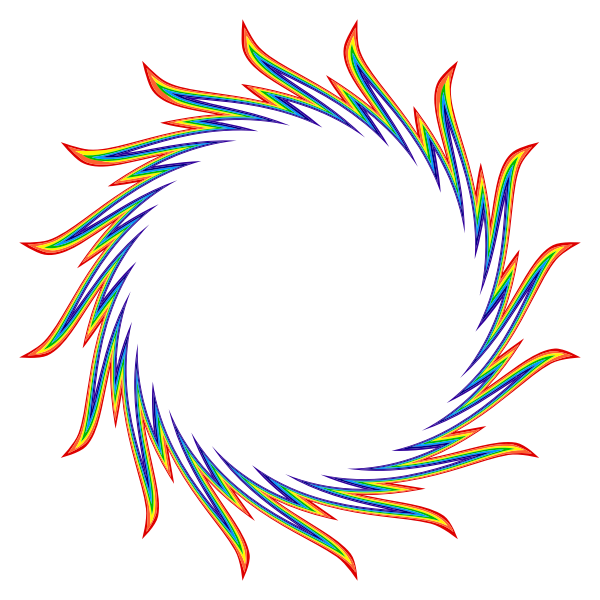 Ring of flames