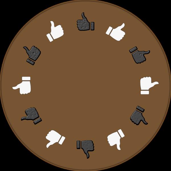 Round table voting