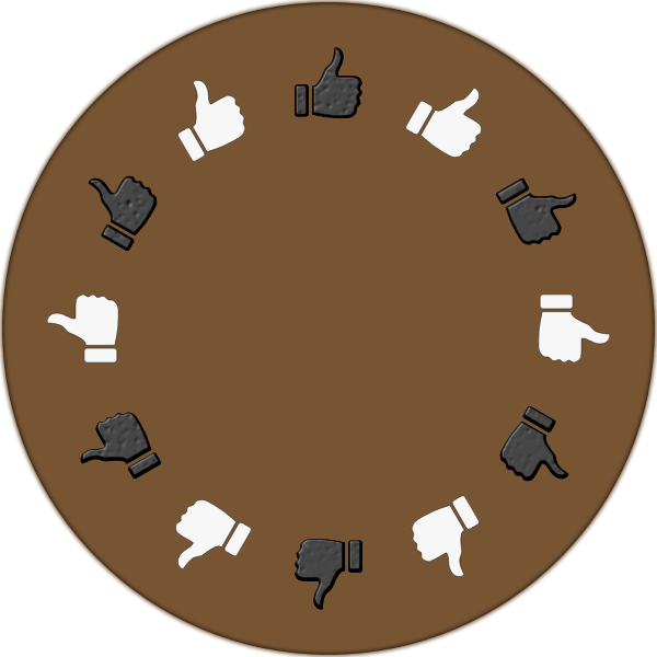 Hand gesture approval set