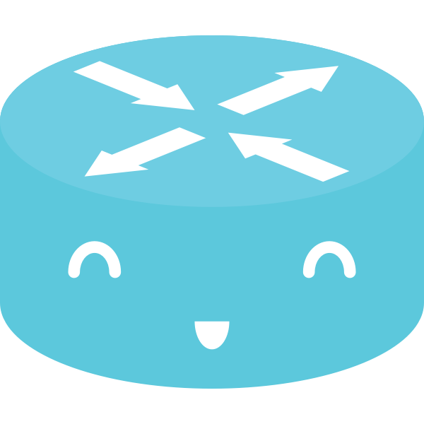 Network smiley