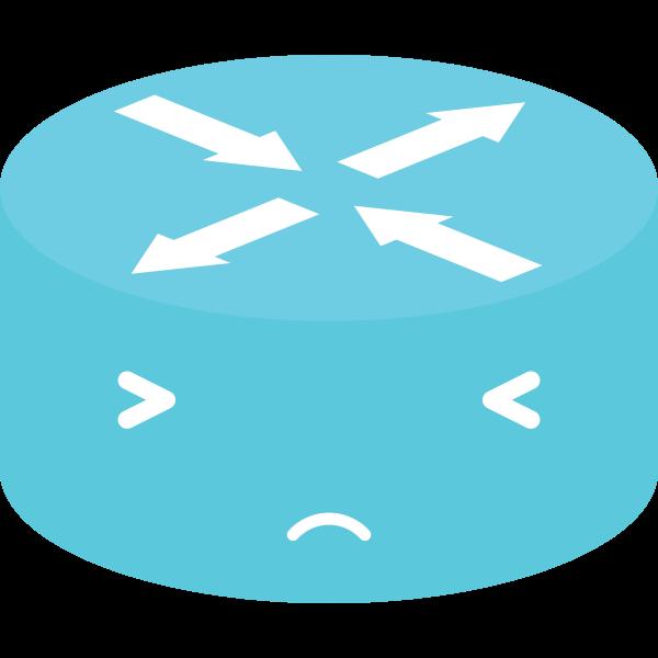 Router emoji