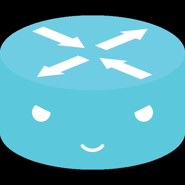 Confident emoji