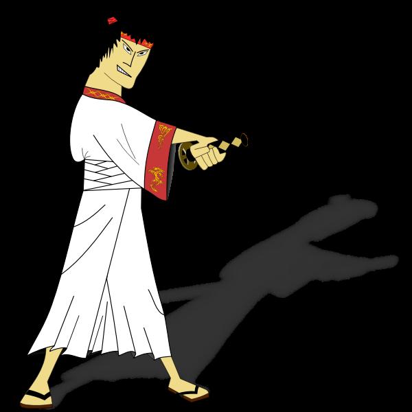 Samurai (#2)