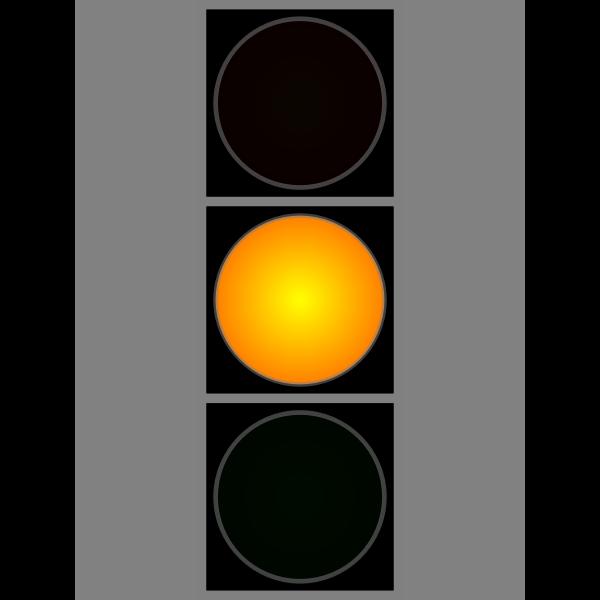 SMIL animation Verkehrslichtsignalanlage