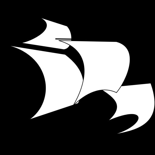 Sailboat outline-1574437728
