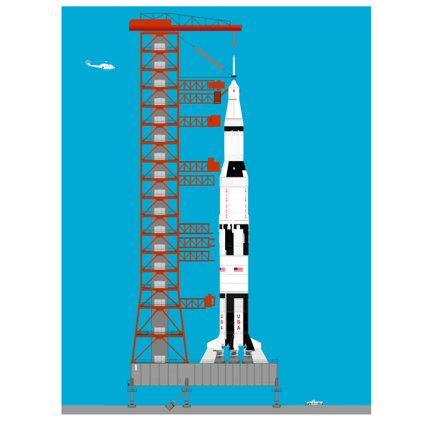 US spaceship