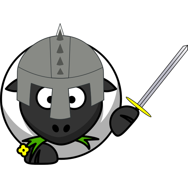 Knight sheep