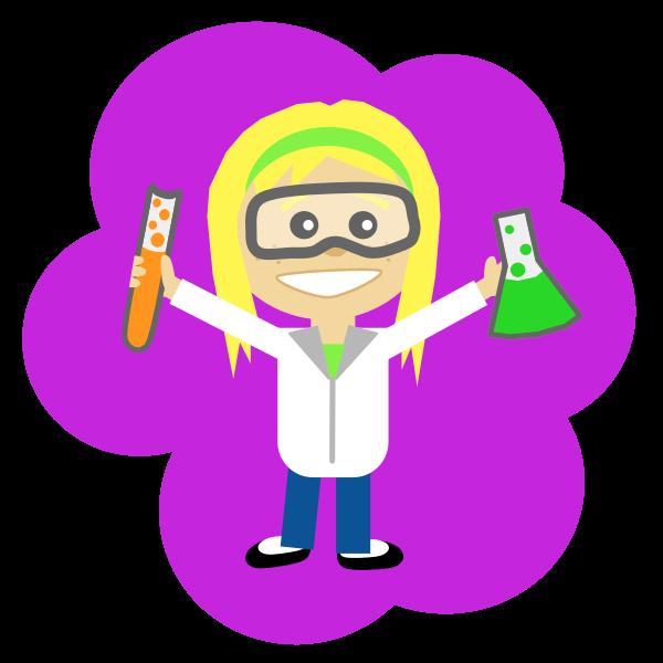 Science girl