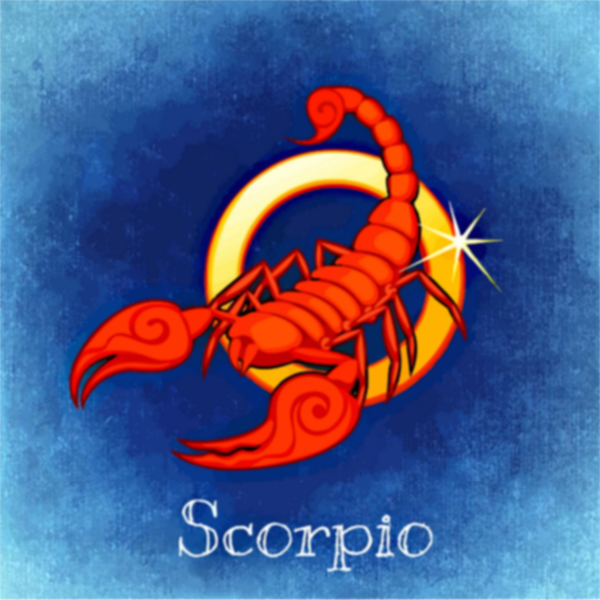 Scorpio illustration