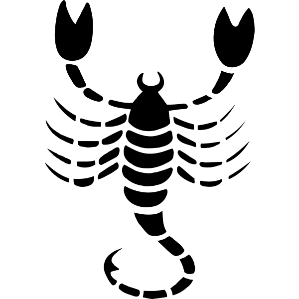Scorpio drawing