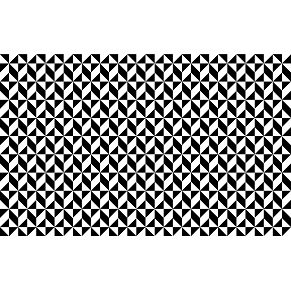 Seamless Alternating Checkerboard Pattern
