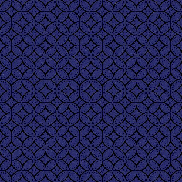 Seamless floral design pattern