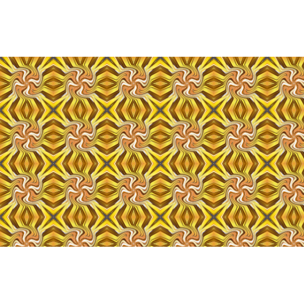 Yellow repeating pattern