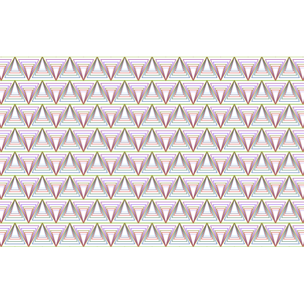 Prismatic colorful pattern