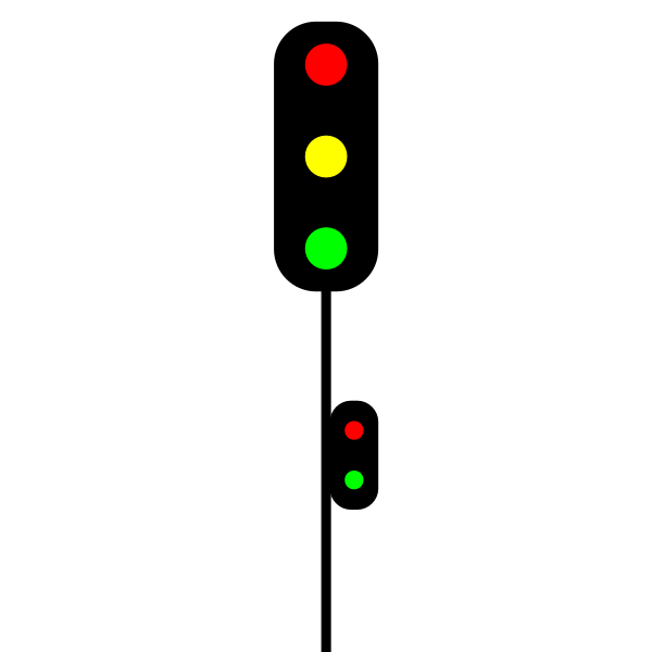 Double traffic light