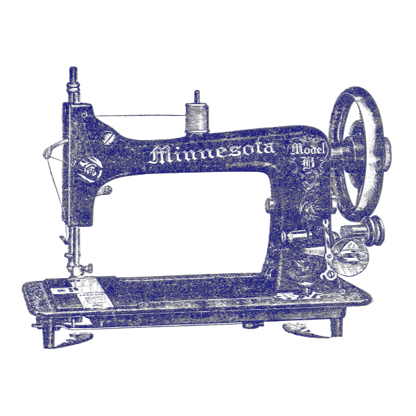 Sewing machine 03