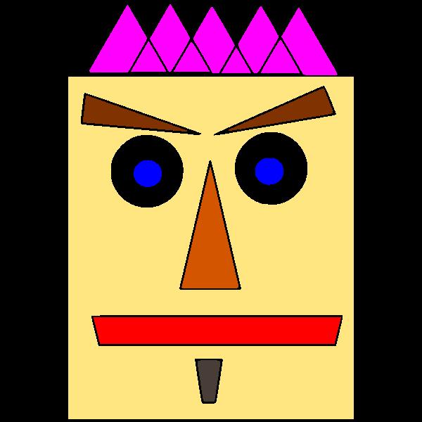 Man of paper