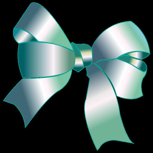 Shiny reflective ribbon