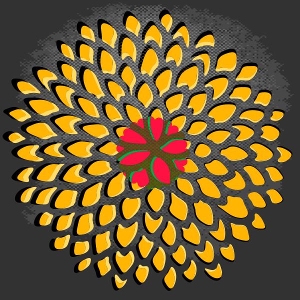 Abstrac flower