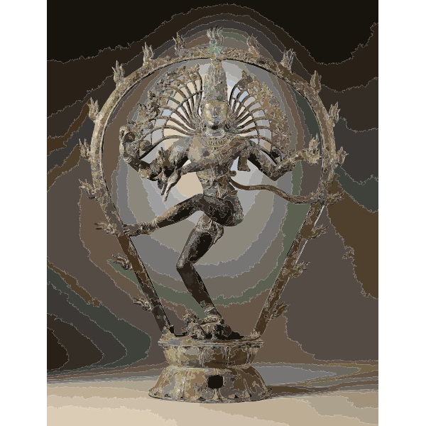 Shiva as the Lord of Dance LACMA edit 2016122121