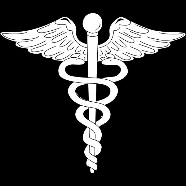 Medical vector symbol
