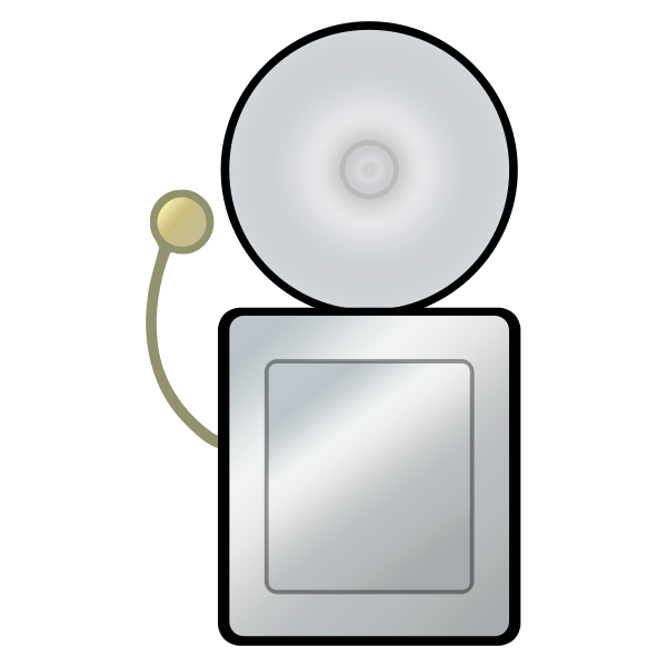 Simple Alarm colorized