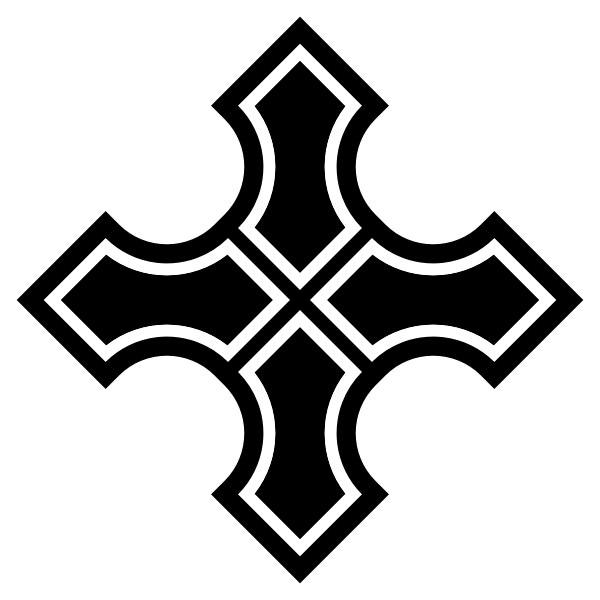 Simple Cross 4