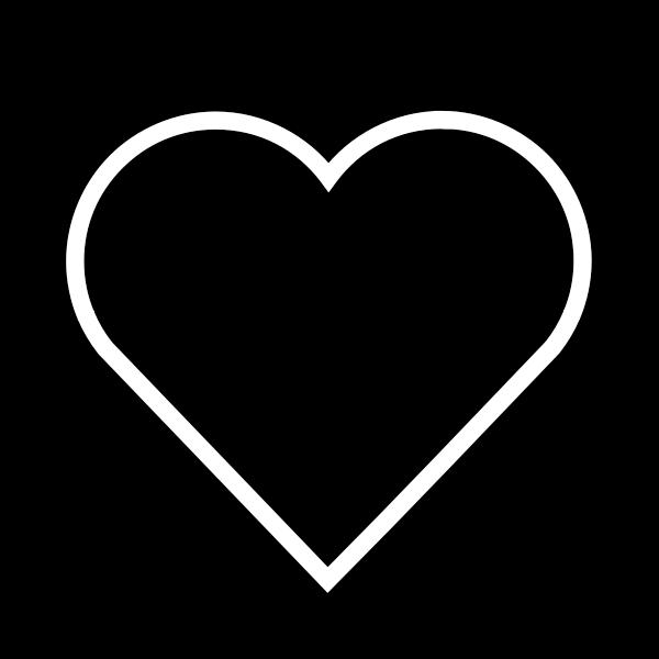 Grayscale eart icon vector image