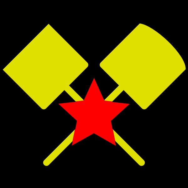 Snow-removal Troops Emblem