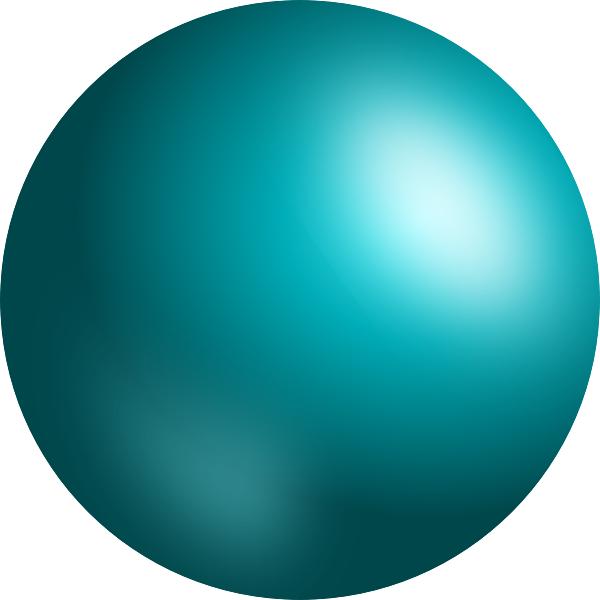 Sphere with spectrum gradient