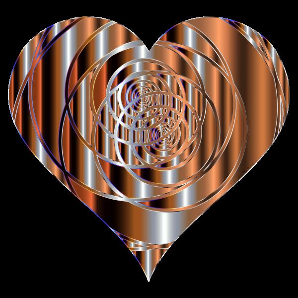Spiral Heart 12 Variation 2