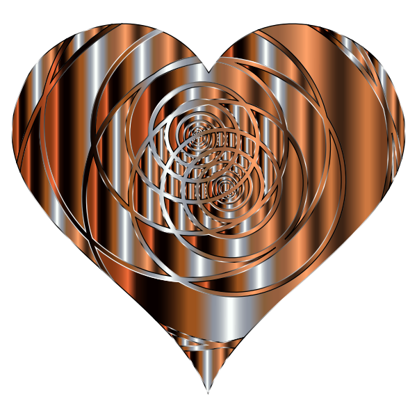 Spiral Heart 12 Variation 3