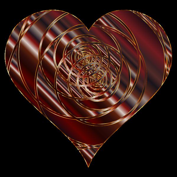 Spiral Heart 18