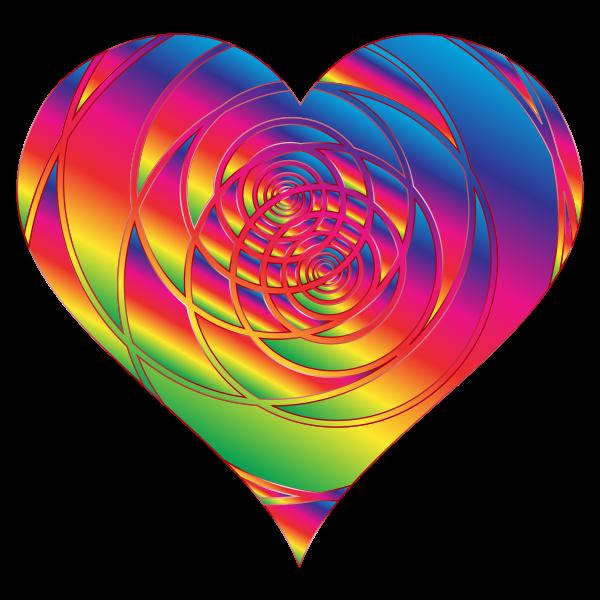Spiral Heart 21