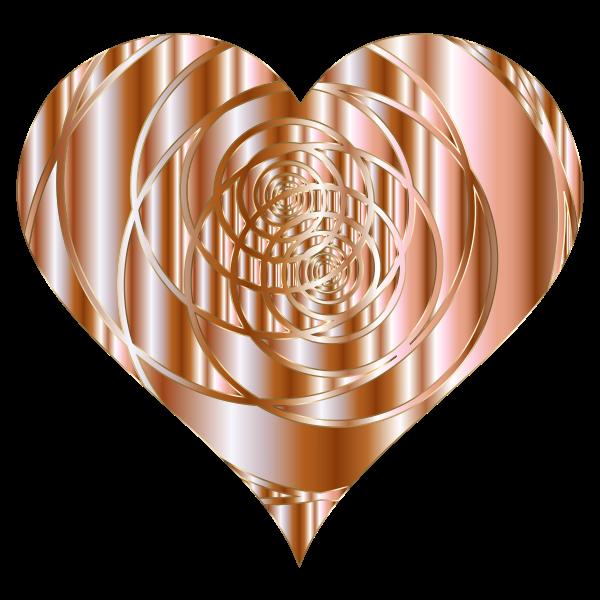 Spiral Heart 28